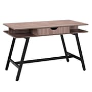 Modway EEI-1324-BIR Contemporary Wood/Melamine/Metal Writing desk