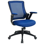 Modway EEI-827-BLU Aspire Fabric Office Chair, Blue