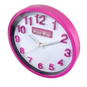 The Original Pink Box 9.75'' Wall Clock