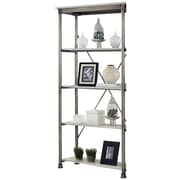 Home Styles Orleans Bookcase; Marble