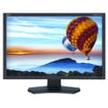 NEC PA242WBK 24in. Widescreen Professional Wide Gamut Graphics LED Desktop Monitor
