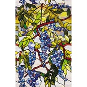 "Artscape 36""H x 24""W Wisteria Multi-Color Window Film"