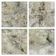 "Artscape 4""H x 4""W Jazz Murano Medley Multi-Color Wall Tile"