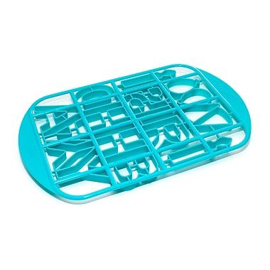 Mrs. Fields Birthday Cookie Cutter Grid, 2/Pack