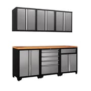NewAge Products Pro 31713 7-Piece Complete Storage System