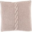 "Surya GN005-2020D Genevieve 100% Cotton, 20"" x 20"" Down Fill"