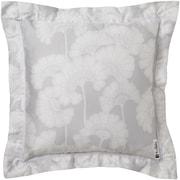 "Surya FBF002-1818D Decorative Pillows 100% Cotton, 18"" x 18"" Down Fill"