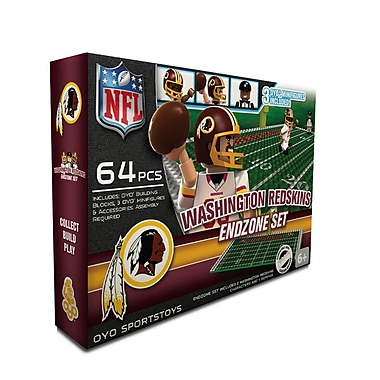 NFL OYO Sportstoys Endzone Set, Washington Redskins