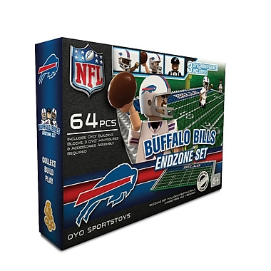 NFL – Ensemble Endzone OYO Sportstoys, Buffalo Bills