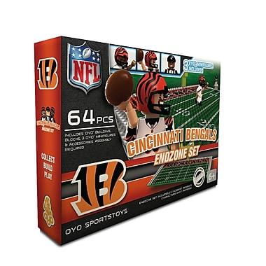 NFL OYO Sportstoys Endzone Set, Cincinnati Bengals