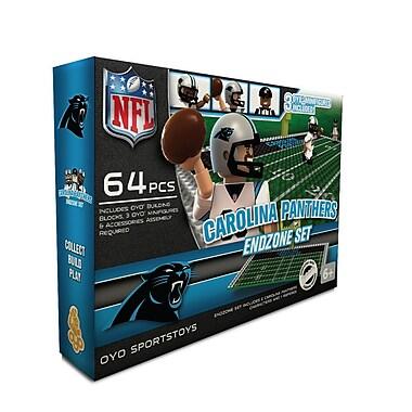 NFL OYO Sportstoys Endzone Set, Carolina Panthers