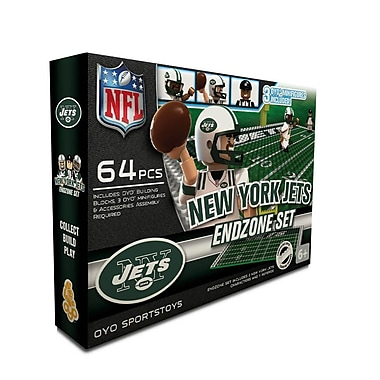 NFL OYO Sportstoys Endzone Set, New York Jets