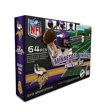 NFL OYO Sportstoys Endzone Set, Minnesota Vikings