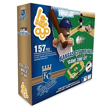 MLB OYO Sportstoys Game Time Set, Kansas City Royals