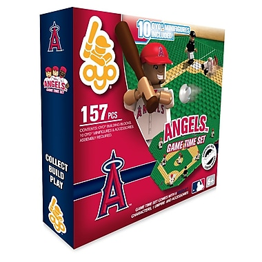 MLB OYO Sportstoys Game Time Set, Los Angeles Angels