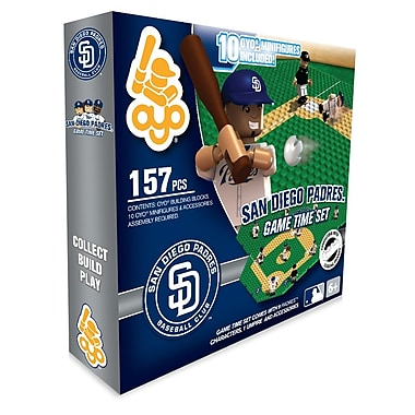 MLB OYO Sportstoys Game Time Set, San Diego Padres