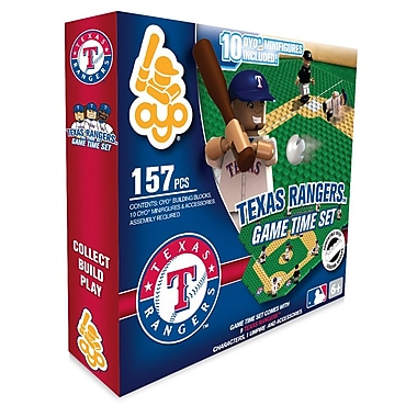 MLB OYO Sportstoys Game Time Set, Texas Rangers