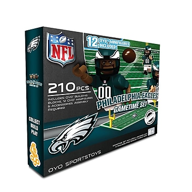 NFL OYO Sportstoys Gametime Set, Philadelphia Eagles