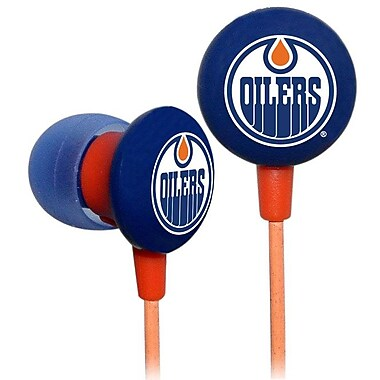 NHL iHip Slap Shot Earphones, Edmonton Oilers