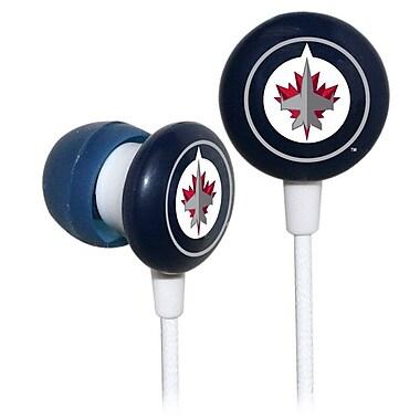 NHL iHip Slap Shot Earphones, Winnipeg Jets