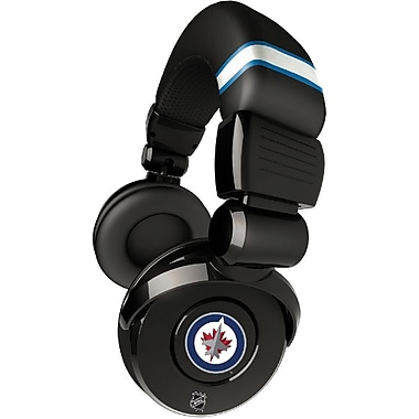 NHL iHip Pro DJ Headphones, Winnipeg Jets