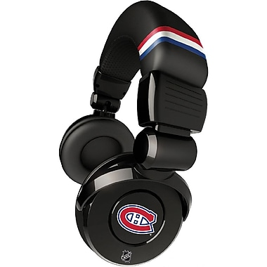 NHL iHip Pro DJ Headphones, Montreal Canadiens
