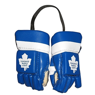 NHL Kloz Inc. Mini Gloves, Toronto Maple Leafs