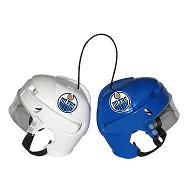 NHL Kloz Inc. Mini Helmets, Edmonton Oilers