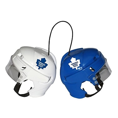 NHL Kloz Inc. Mini Helmets, Toronto Maple Leafs