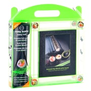 "Easy Sushi 3.5"" Roller & Around the World Recipe Book Gift Set"