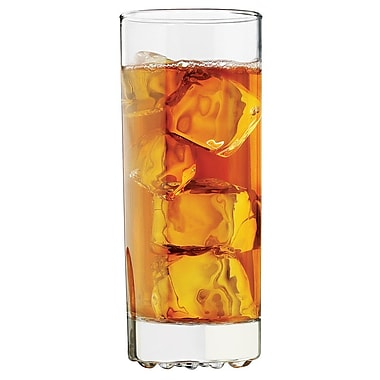 Libbey 23256 9 oz. Nob Hill Hi Ball Glasses, 48/Case