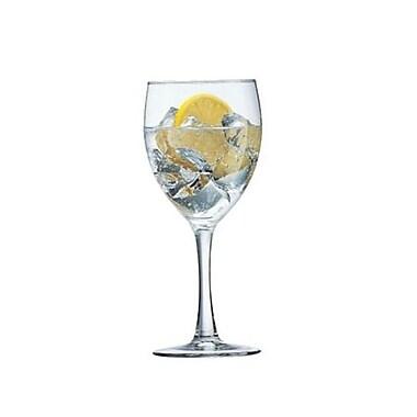 Arcoroc 71080 Excalibur 12 oz. Grand Savoie Glasses, 24/Case