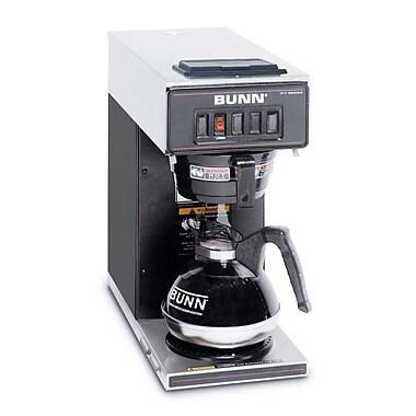 Bunn VP17-1 12 Cup Pourover Coffee Brewer, 1 Warmer