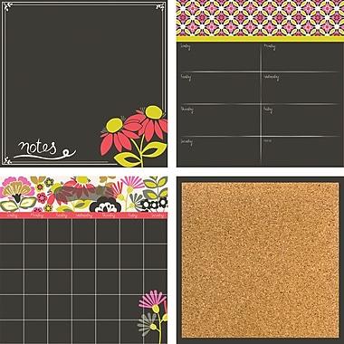 WALL POPS!® 4-Piece Organization Kit, Eden