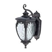 Globe Electric 42698 17.52 1-Light Wall Lanterns, Bronze