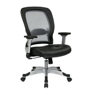 Space Seating Space Leather Seat Chair