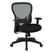 Space Seating Space Leather Back Chair