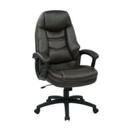 Work Smart Leather Executive Chair