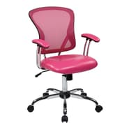Ave Six Leather Task Chair