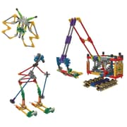 "K'NEX Plastic 35 Model Ultimate Building Set 8.06"" x 5.75"""