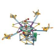 "K'NEX Plastic Supersonic Swirl Building Set 12"" x 2.5"""