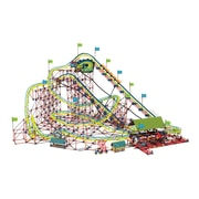 "K'NEX Plastic Son of Serpent Coaster Building Set 12.5"" x 16.25"""