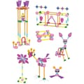 K'NEX Plastic Pink Building Set 12.25in. x 6.5in.
