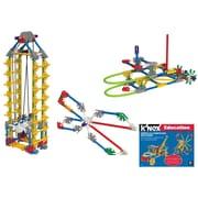 "K'NEX Plastic Simple and Compound Machines Building Set 6"" x 5"""