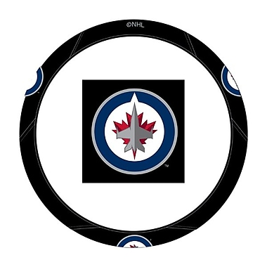 NHL The Northwest Company Steering Wheel Cover, Winnipeg Jets