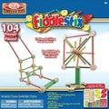Ideal Wood Construction 104 pieces Fiddlestix in Canister