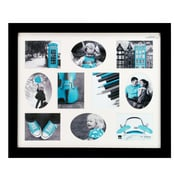 Kiera Grace PH00374-4FF Wood 22.2 x 18.5 Picture Frame, Black