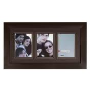 Nexxt PN00261-7FF Black Wood 13 x 22.5 Picture Frame, Black Mat