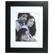 Nexxt PN00264-8FF Black Wood 23.2 x 19.2 Picture Frame, White Mat