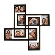 """Nexxt PN17794-1INT Black Wood Frame 26.13"""" x 26.13"""" Picture Frame"""